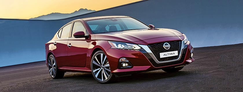 All-New 2019 Nissan Altima Makes its Oman Debut