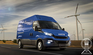 "International Equipment & Contracting Company unveils ""New IVECO Daily"" for Oman market"
