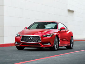 Middle East poised for debut of new INFINITI Q60 Red Sport 400